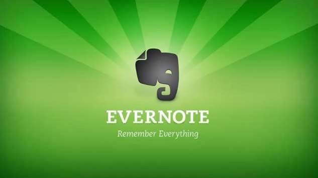 Holiday project: move all of your information to Evernote