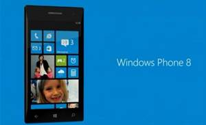 Smartphone makers unveil Windows Phone 8 devices