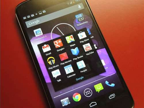 Google Nexus 4 sells out within hours