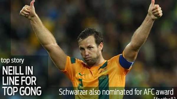 Neill And Schwarzer Make AFC Shortlist