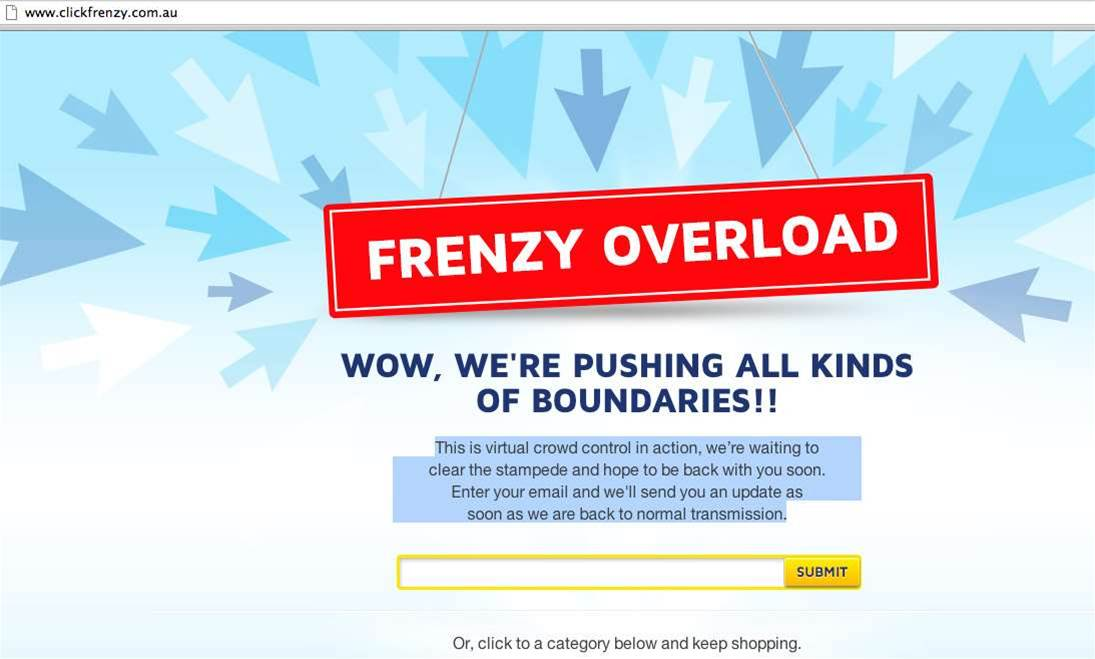 What went wrong with Click Frenzy?