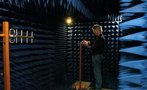 Inside Telstra's handset testing facility