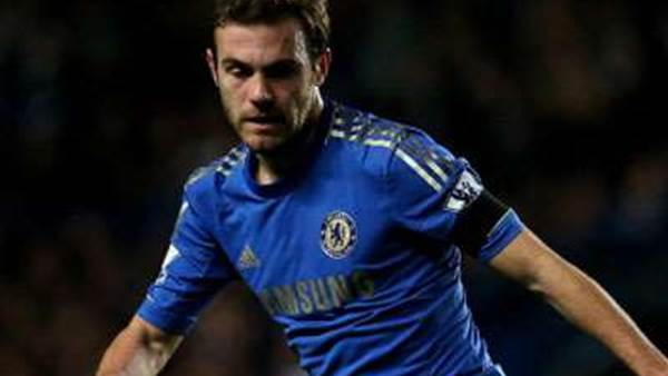 Mata Ready For World Cup 'Party'