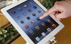 Sharp slashes iPad screen production