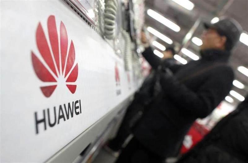 NSA snooping on Huawei HQ servers