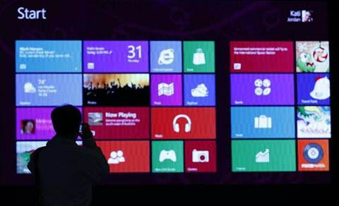Microsoft sued over search patents