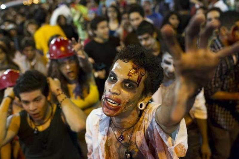 Zombie TV attack was dead easy