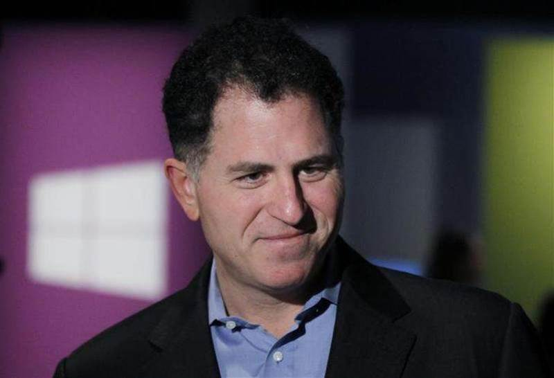 Dell CEO discounts his personal stake