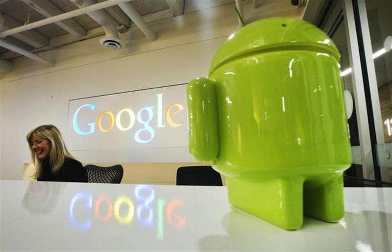 EU wants to hit Google with big fine for Android practices