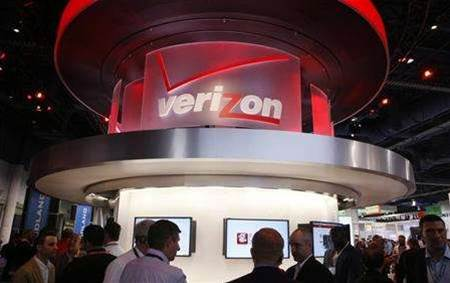 Verizon to bid $100bn on Vodafone wireless stake