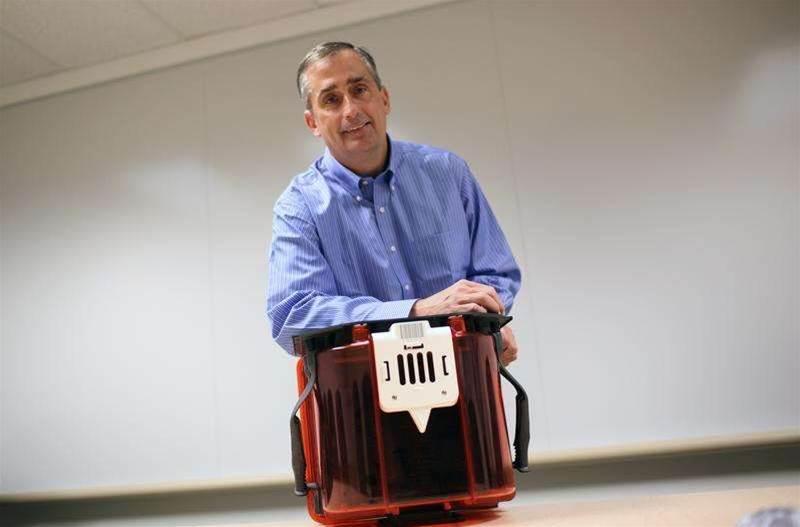 Intel chief kicks off company restructure