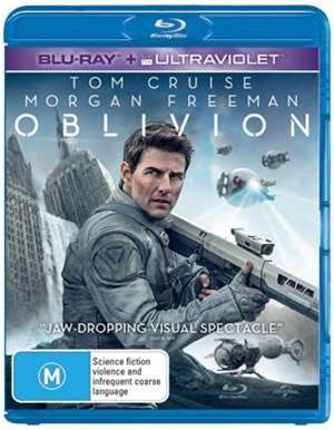 Win Oblivion on BD