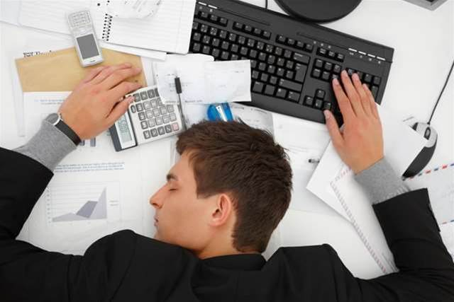 The dangers of workaholism for you and your employer