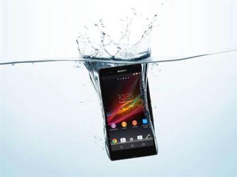 CES 2013: Sony reveals waterproof Xperia Z smartphone