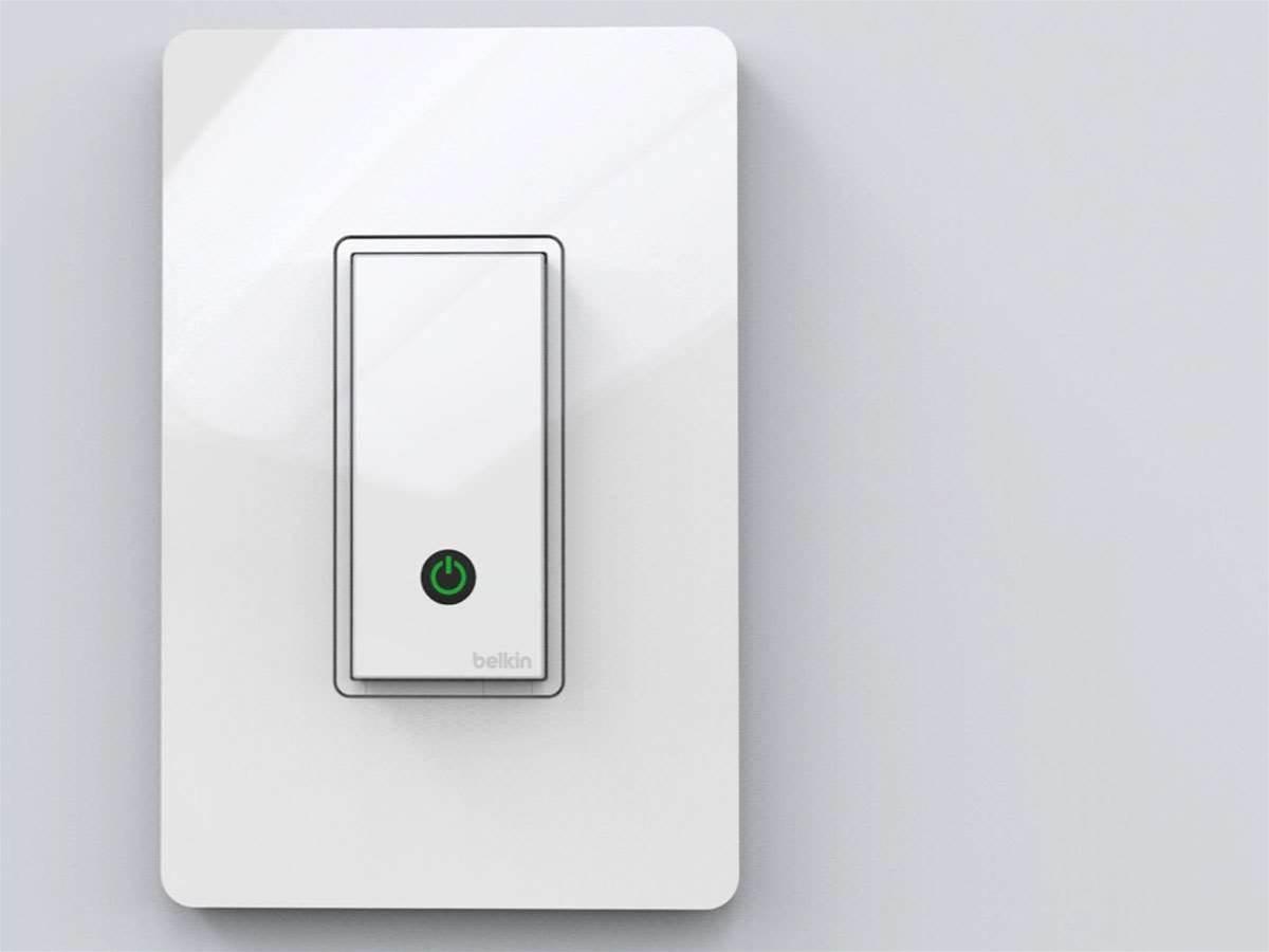 Belkin spotlights WeMo Light Switch