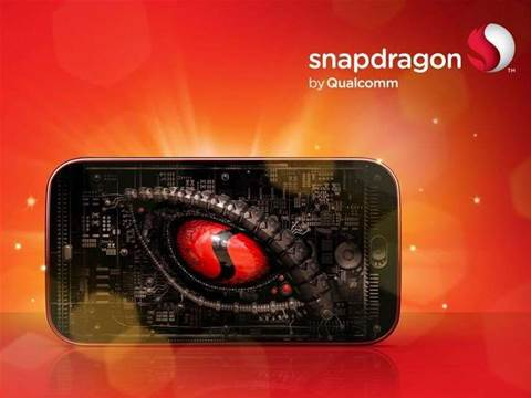 CES 2013: Qualcomm's new Snapdragon 800 chip brings 4K video to smartphones