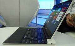 Intel shows off its reference ultrabook