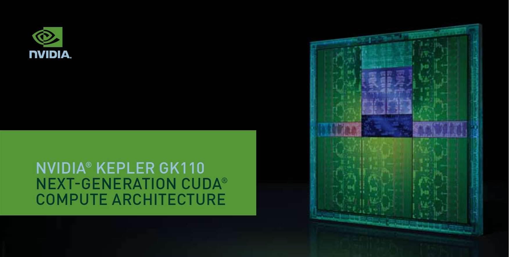 Nvidia Allegedly Set to Launch 'GeForce Titan' GK-110 Based Supercard