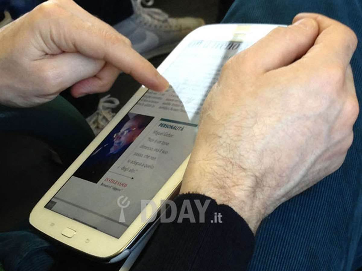 Samsung Galaxy Note 8.0 to steal iPad Mini's thunder?