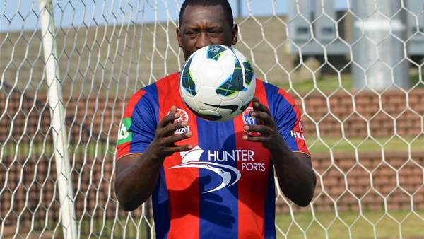 Heskey aims for hat-trick of Sydney wins