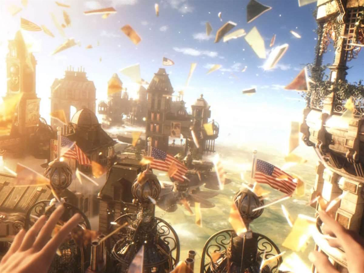 Bioshock: Infinite is here - have a launch trailer