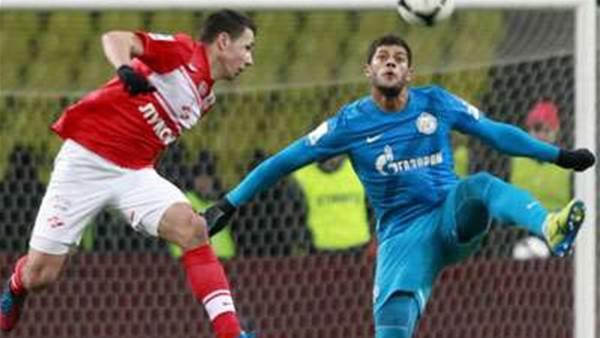 Hulk: I joined Zenit for money