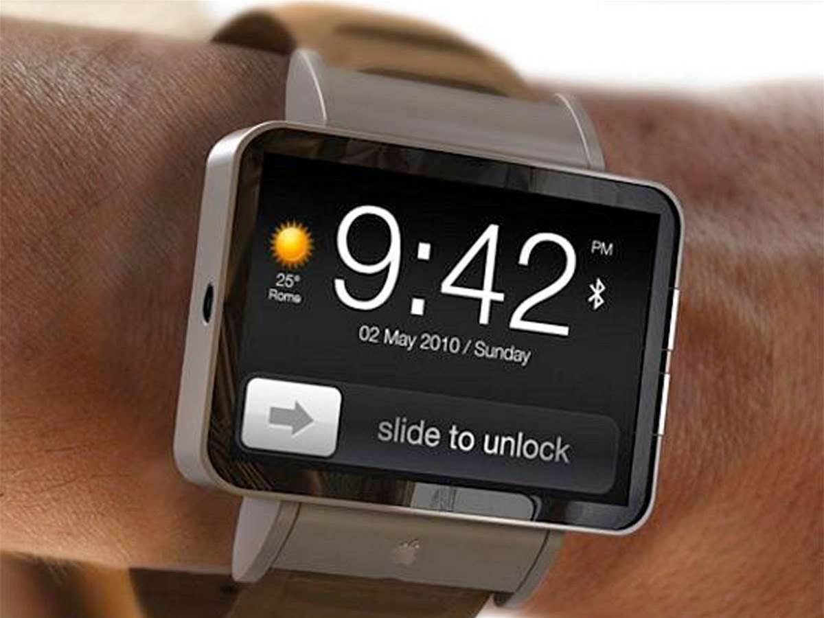 Google applies for smartwatch patent