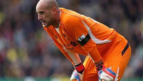 Reina keen to see the back of Bale