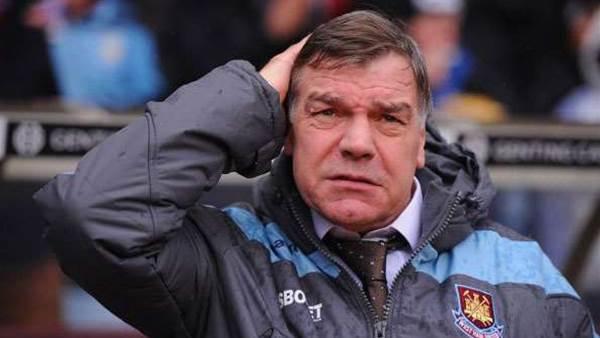 West Ham chief backs Allardyce