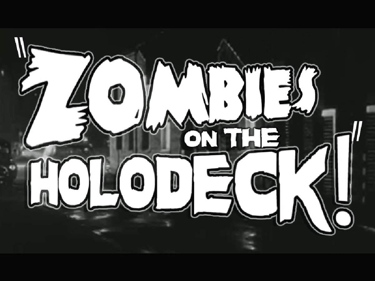 Battle the undead with an Oculus Rift in Zombies on the Holodeck