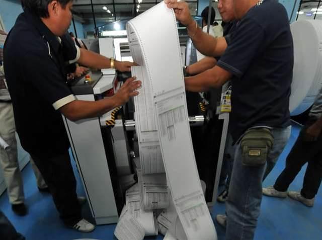 This office had 124 wheelie bins of scrap paper sitting around