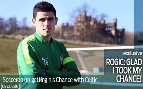 Tom Rogic: So glad I took my Chance...