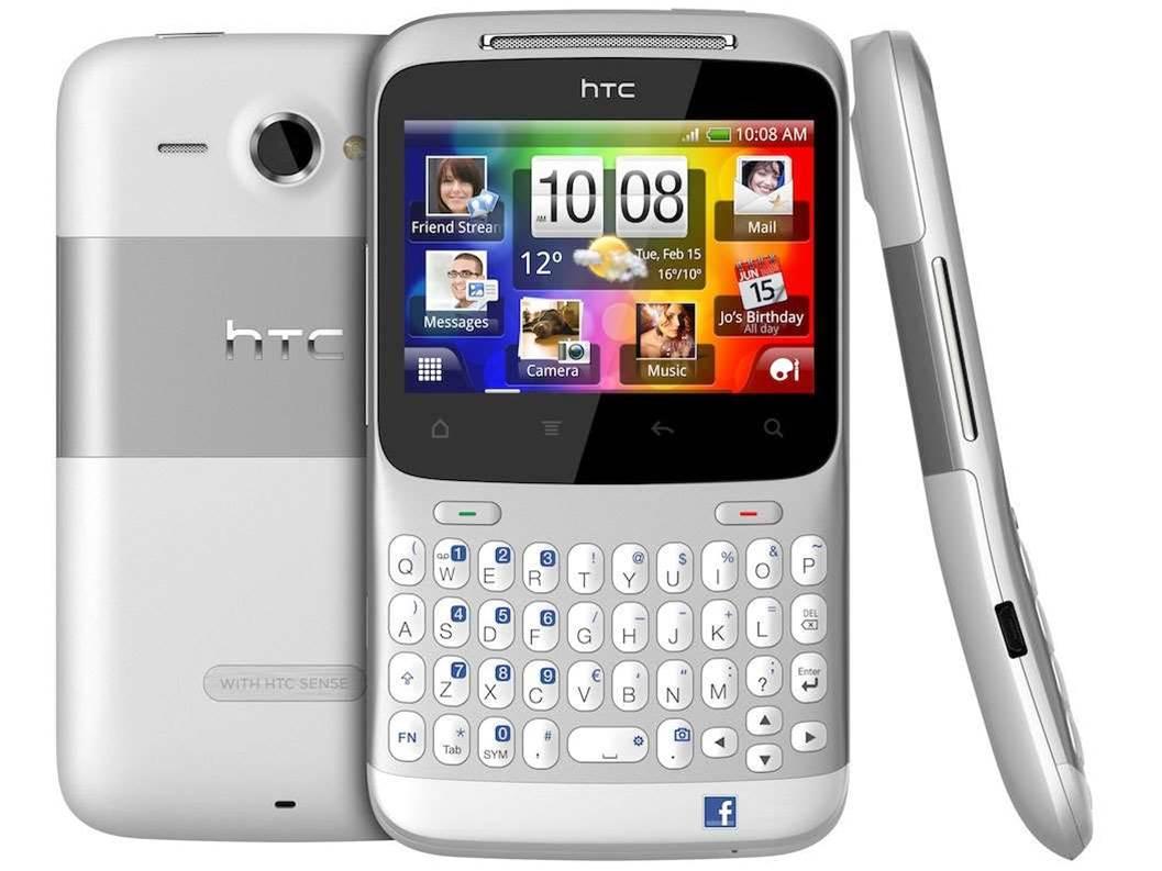 HTC Myst Facebook phone leaks