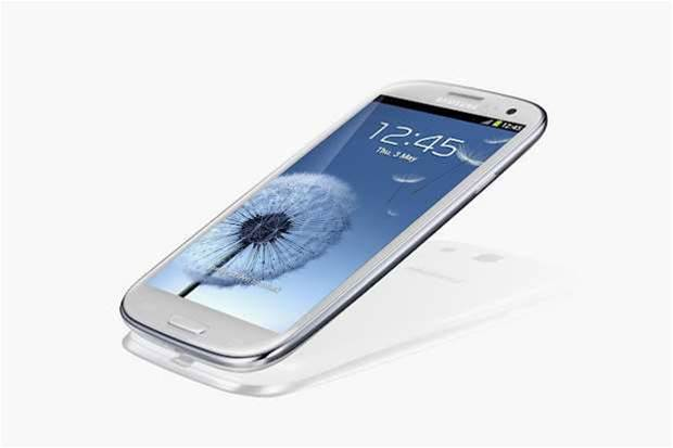 Samsung Galaxy S III lockscreen bypassed