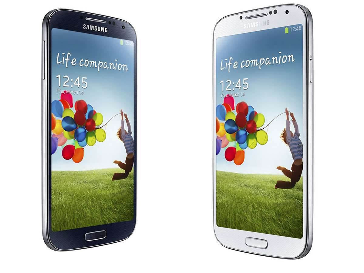 Making the switch: moving from an iPhone to a Galaxy S4