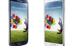 Samsung Galaxy S4 is unveiled in New York City