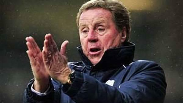 Redknapp desperate for victory