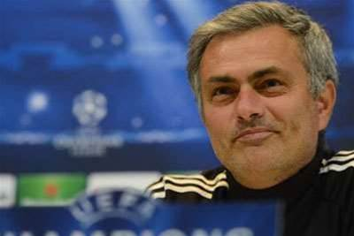 Mourinho teases about Inter return
