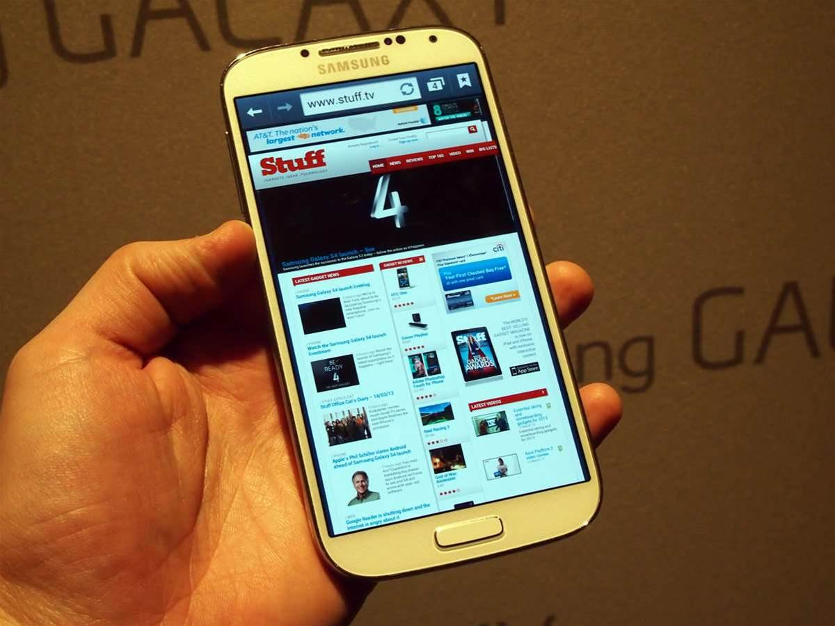 Samsung Galaxy S4 price revealed