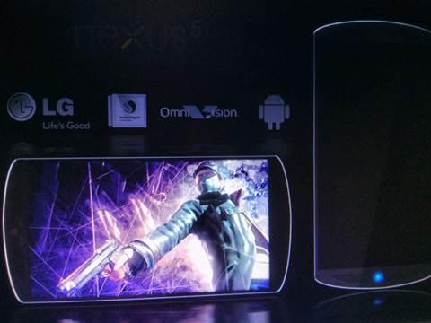 Google Nexus 5 specs and image leak