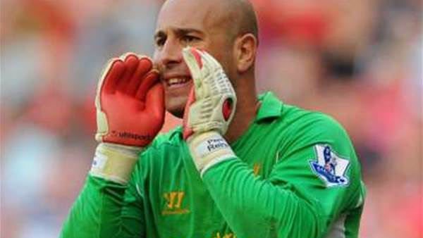 Reina stays in Rodgers' plans
