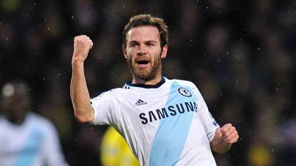 Top four for Chelsea a must, says Mata