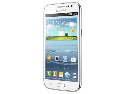 Samsung Galaxy Win officially unveiled