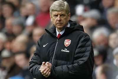 Wenger hails Arsenal spirit