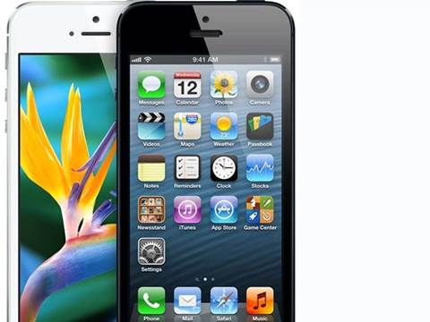 Apple iPhone 5S goes into production