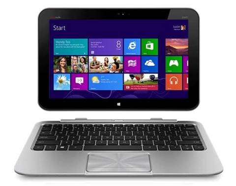 First look: HP Envy x2