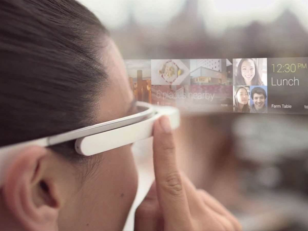 Google Glass pushes facial recognition boundaries