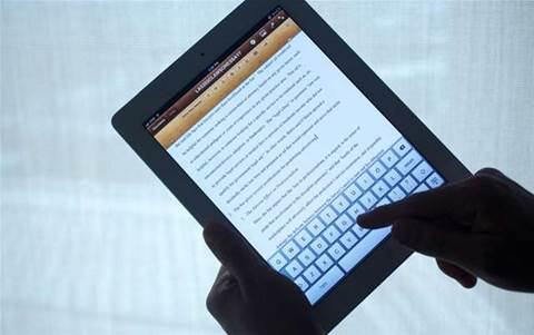 Need to type up a business report on an iPad? Try iA Writer