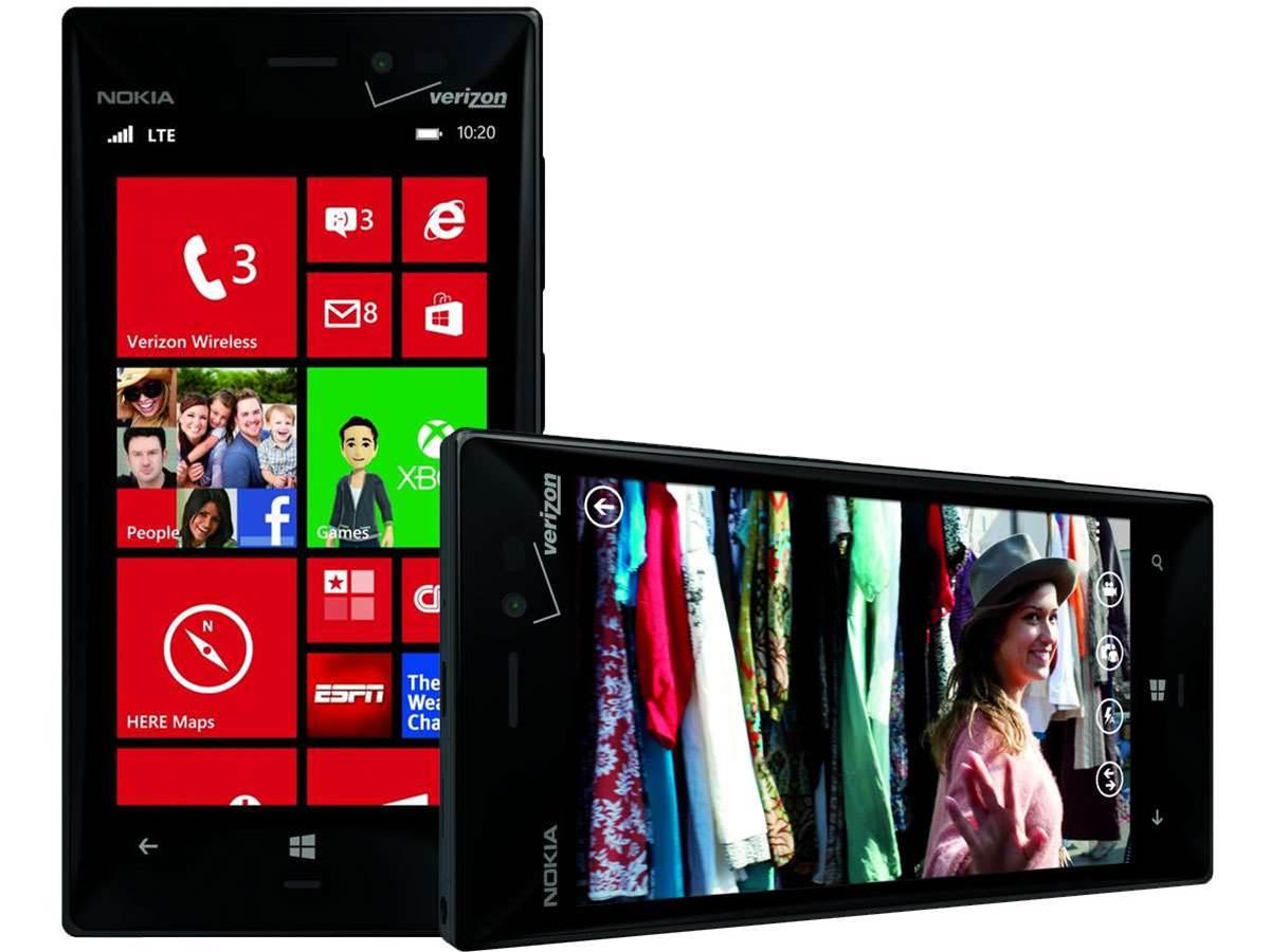 Nokia Lumia 928 officially announced
