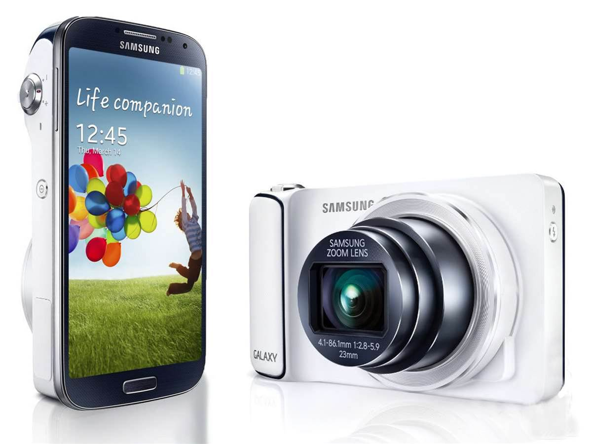 New Samsung Galaxy S4 Active and Galaxy S4 Zoom coming